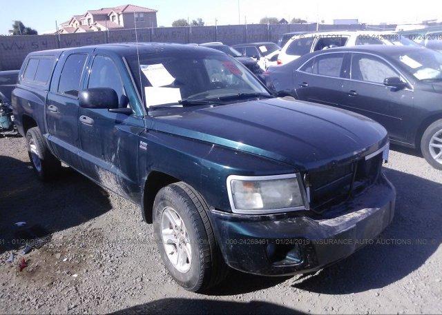 Inventory #366381822 2011 Dodge DAKOTA