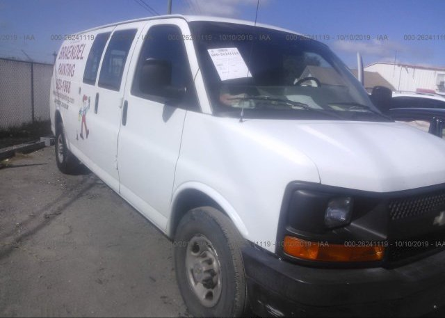 Inventory #498616806 2005 Chevrolet EXPRESS G2500