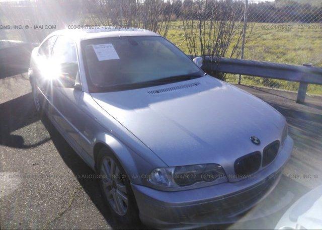Inventory #685361300 2001 BMW 330