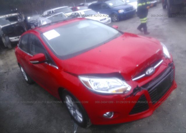 Inventory #106740974 2012 FORD FOCUS