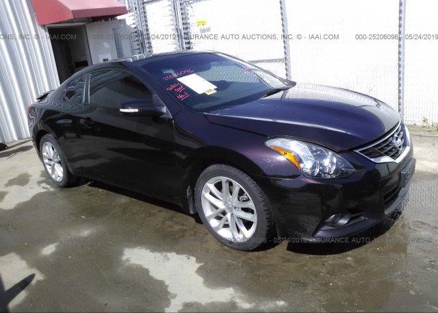 Inventory #132023996 2012 Nissan ALTIMA