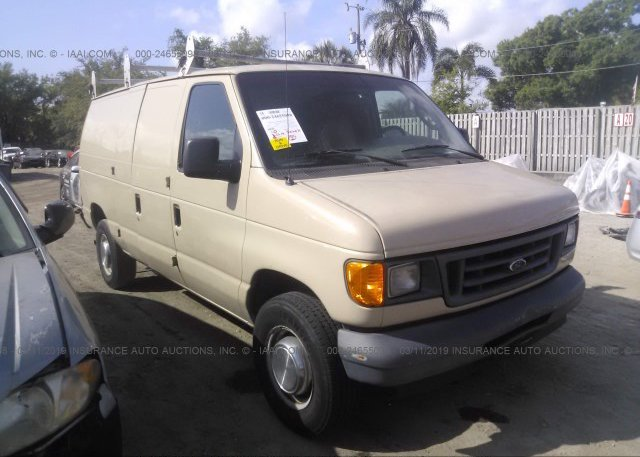 Inventory #578831846 2006 FORD ECONOLINE