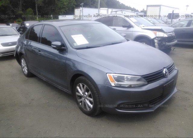 Inventory #138762307 2011 Volkswagen JETTA