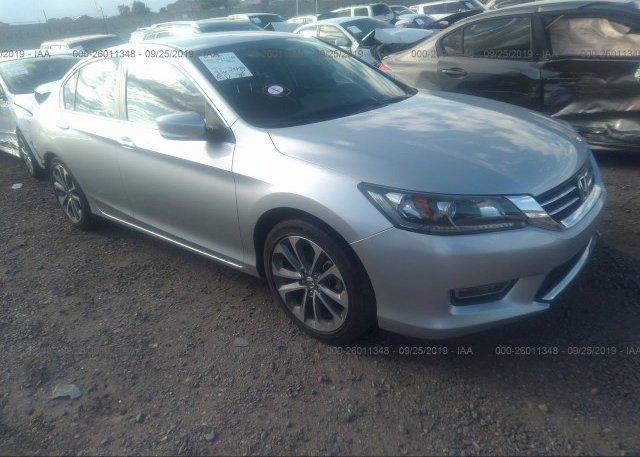 Inventory #586685286 2013 Honda ACCORD