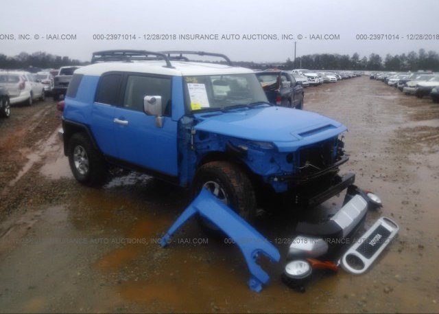 Inventory #673700776 2007 Toyota FJ CRUISER
