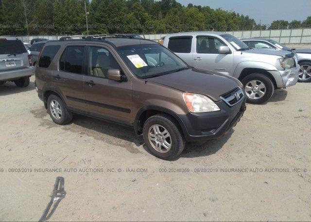 Inventory #698389402 2003 Honda CR-V