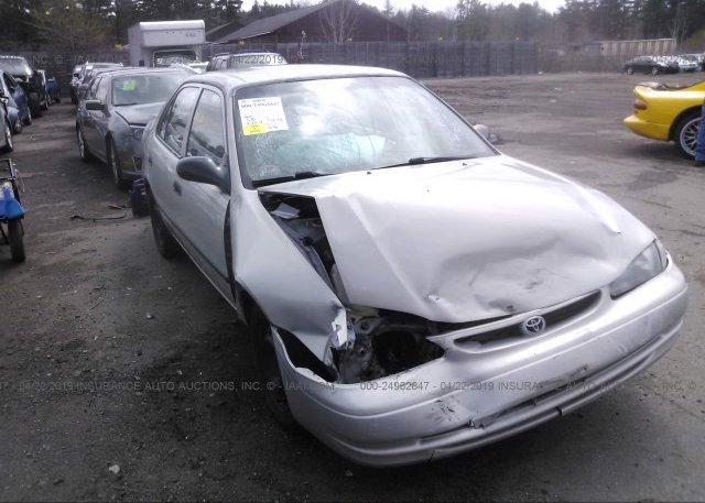 Inventory #848539021 2000 Toyota COROLLA