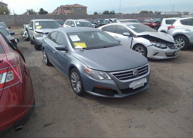 Inventory #439419285 2012 Volkswagen CC