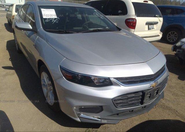 Inventory #495189958 2016 Chevrolet MALIBU