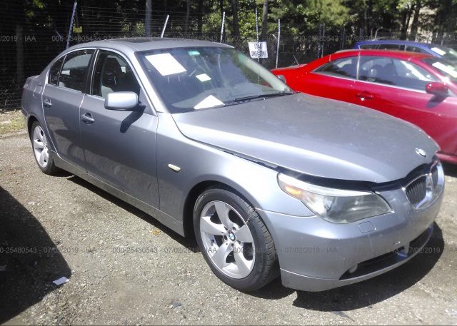 Inventory #798251339 2007 BMW 525