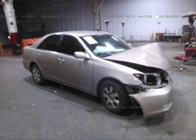 Inventory #566898450 2003 Toyota CAMRY