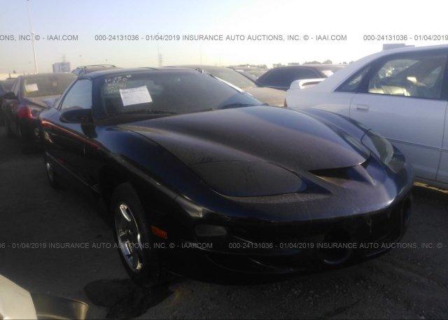 Inventory #284099704 2002 PONTIAC FIREBIRD