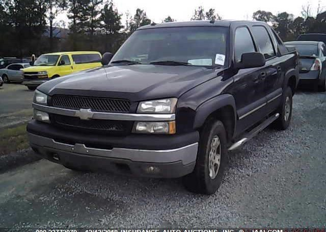Inventory #960719490 2003 Chevrolet AVALANCHE