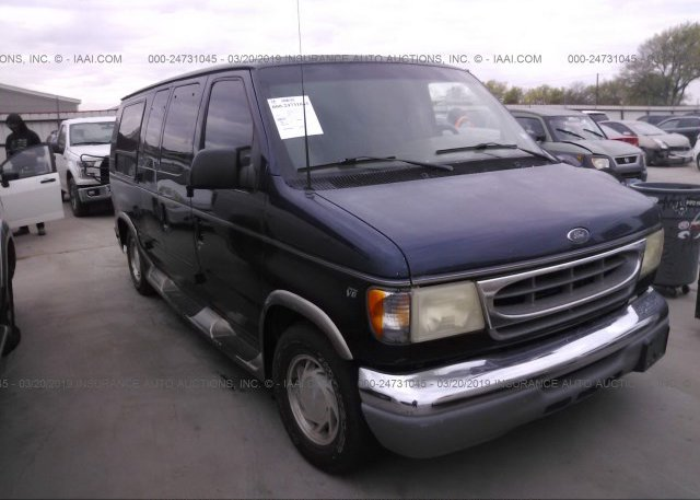 Inventory #744738023 2001 FORD ECONOLINE