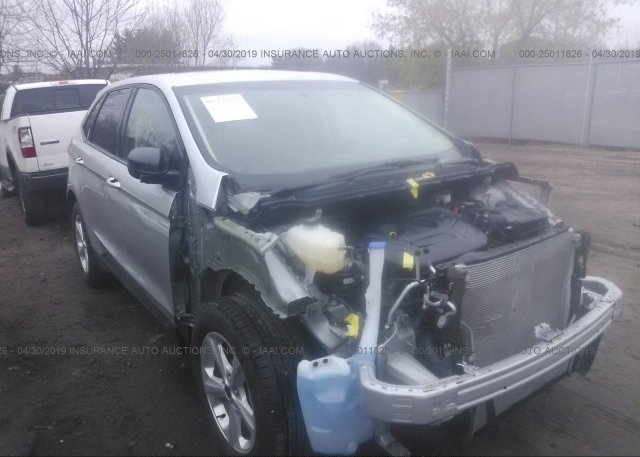 Inventory #987946576 2017 FORD EDGE