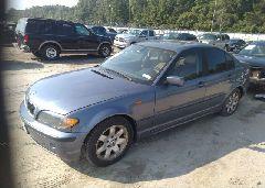 2004 BMW 325 - WBAET37404NJ43477 Right View