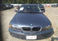 2004 BMW 325 - WBAET37404NJ43477 detail view