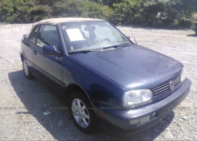 Inventory #854495759 1997 Volkswagen CABRIO