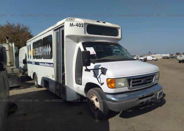 Inventory #787443901 2007 FORD ECONOLINE