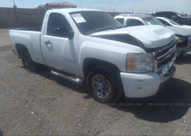 Inventory #853981554 2011 Chevrolet SILVERADO