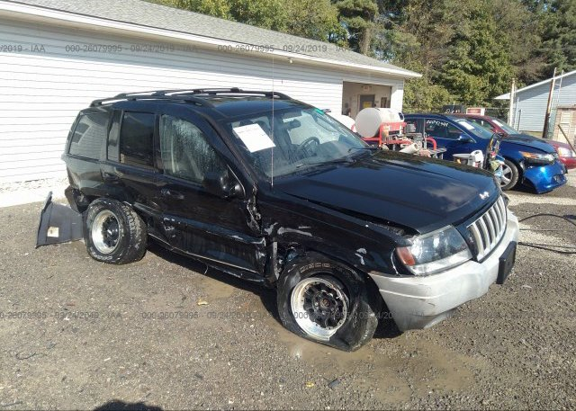Inventory #234333891 2004 JEEP GRAND CHEROKEE