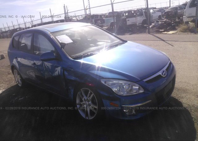 Inventory #793522361 2009 Hyundai ELANTRA TOURING