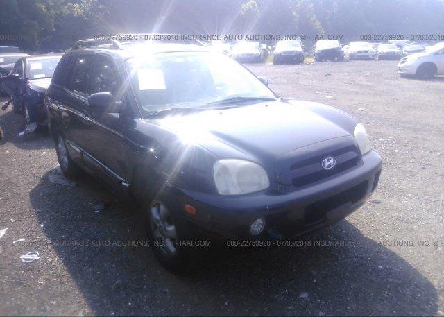 Inventory #467235114 2006 Hyundai SANTA FE