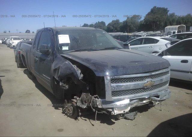 Inventory #304883129 2010 Chevrolet SILVERADO