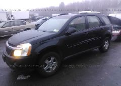 2007 Chevrolet EQUINOX - 2CNDL23F276045314 Right View