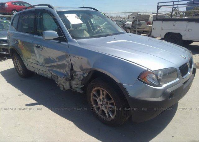 Inventory #478653610 2004 BMW X3