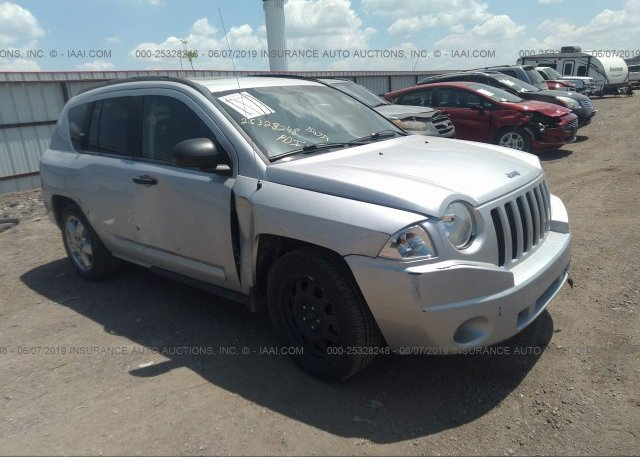 Inventory #320392810 2007 JEEP COMPASS