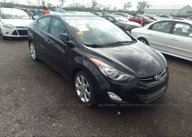 Inventory #390915164 2012 Hyundai ELANTRA