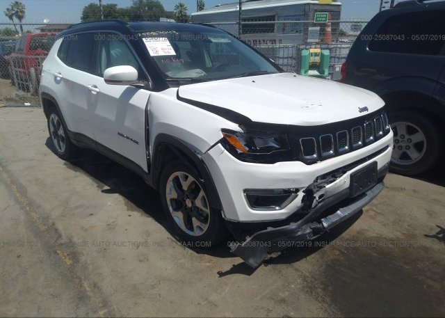 Inventory #711940805 2018 JEEP COMPASS