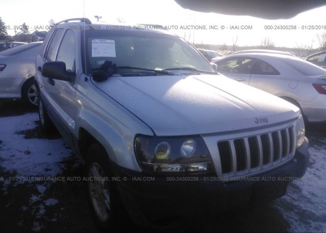 Inventory #575143397 2004 JEEP GRAND CHEROKEE