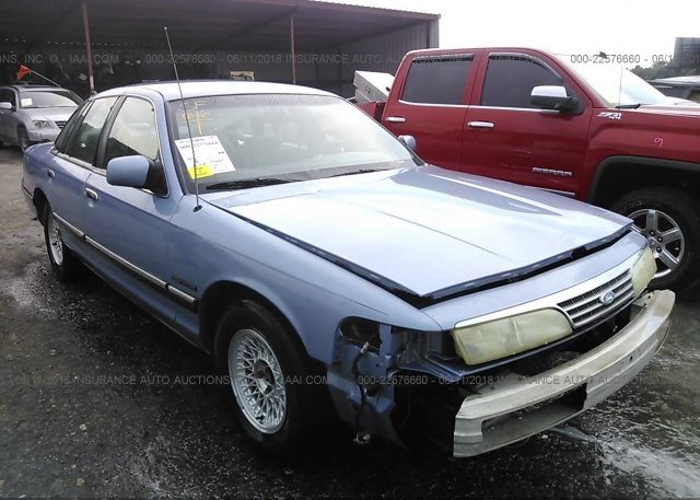 Inventory #833681752 1994 FORD CROWN VICTORIA
