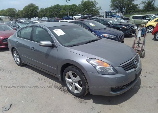Inventory #681230309 2007 Nissan ALTIMA