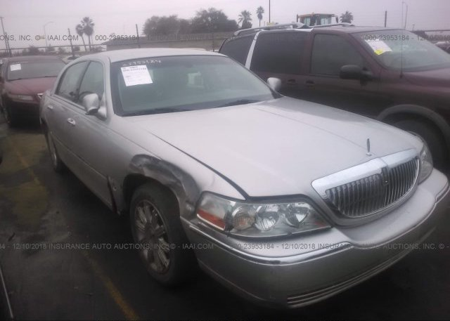 Inventory #246684353 2007 Lincoln TOWN CAR