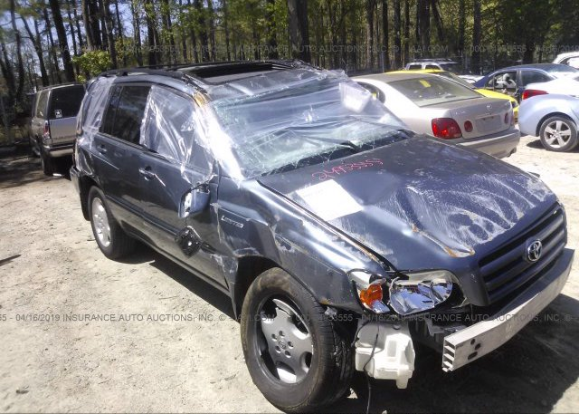 Inventory #879719882 2006 Toyota HIGHLANDER