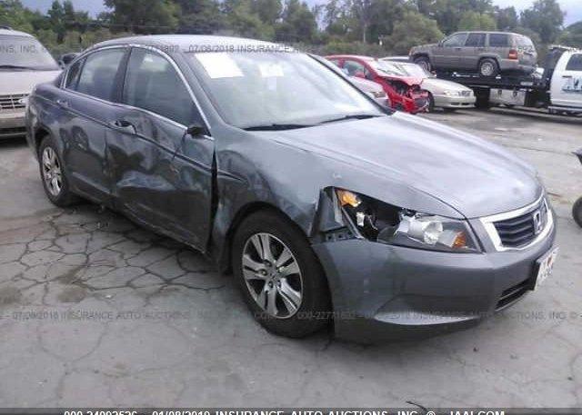 Inventory #826771576 2008 Honda ACCORD