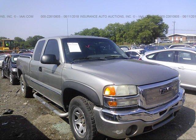 Inventory #615560457 2003 GMC NEW SIERRA