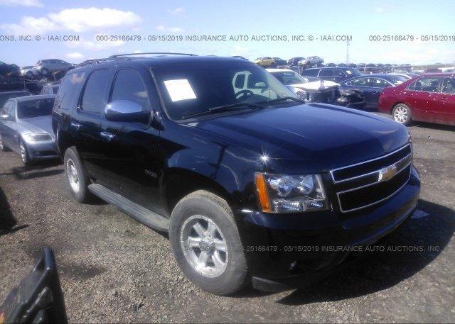 Inventory #901853558 2014 Chevrolet TAHOE
