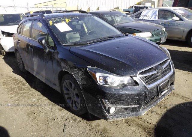 Inventory #266055735 2015 Subaru IMPREZA
