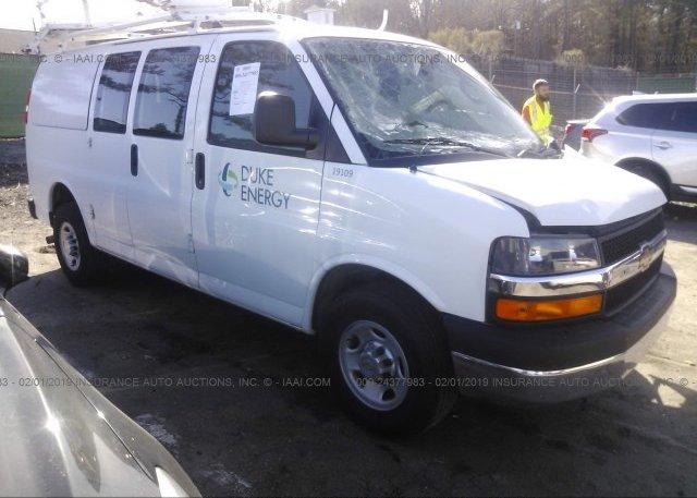 Inventory #199200323 2016 Chevrolet EXPRESS G3500