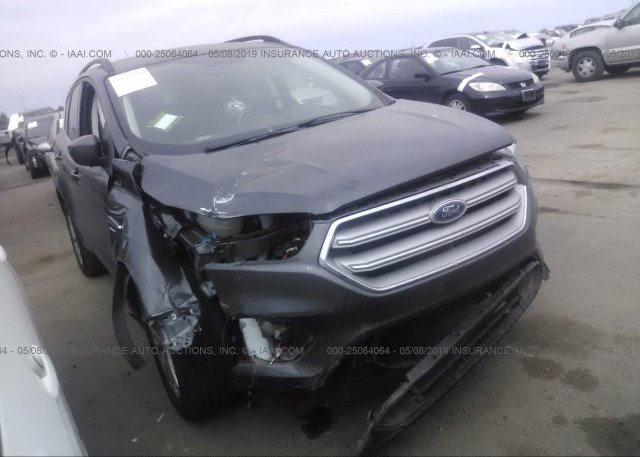 Inventory #635845488 2018 FORD ESCAPE
