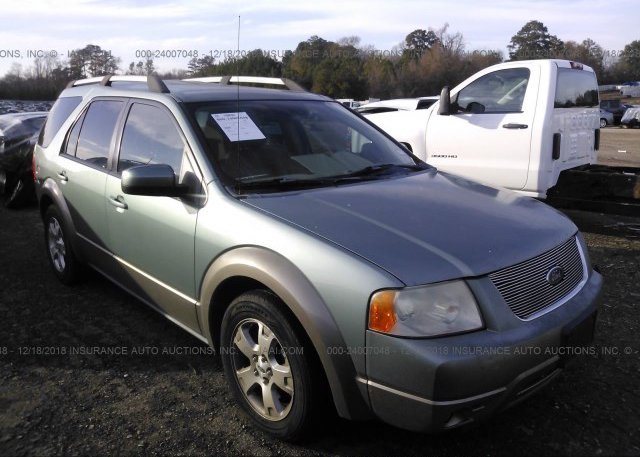 Inventory #948124210 2005 FORD FREESTYLE