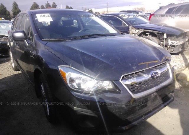 Inventory #268854193 2013 Subaru IMPREZA