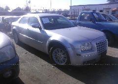 2010 Chrysler 300 - 2C3CA4CD1AH251420 Left View