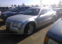 2010 Chrysler 300 - 2C3CA4CD1AH251420 Right View