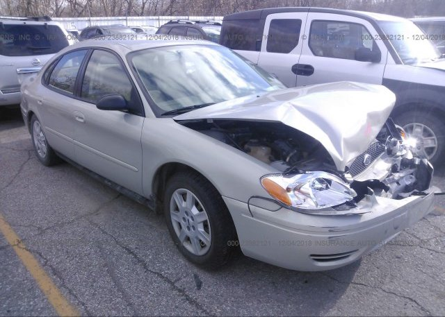 Inventory #937461055 2007 FORD TAURUS