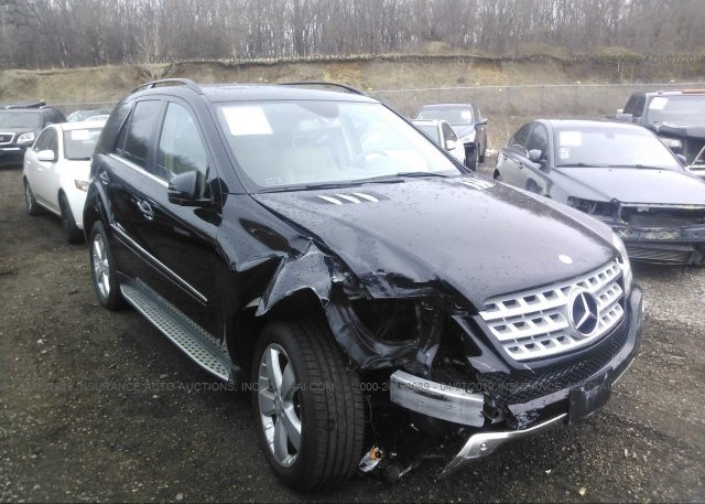 Inventory #451349376 2011 Mercedes-benz ML